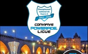 Finales Convifive Powerade Ligue - Tous les qualifiés