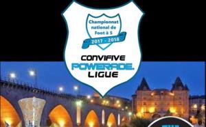 Convifive Powerade Ligue - Présentation des finales 2017-2018