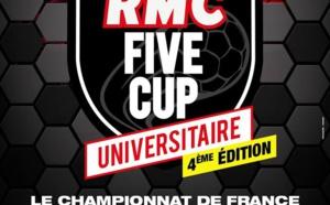 RMC Five Cup Universitaires - le programme de la 4ème édition
