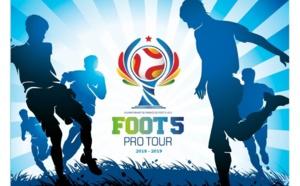 Foot 5 Pro Tour Poule Sud-Est - Verdict ce week-end