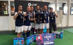 Finales Masters Ligues - Le Five Grand-Est s'impose...