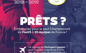 Five Champigny - Ligue PEDRAS