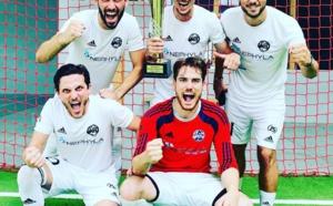 Finales CONVIFIVE - Les Massilia Blues nouveaux champions !