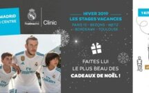 Retour des stages du Real Madrid pour le LE FIVE...